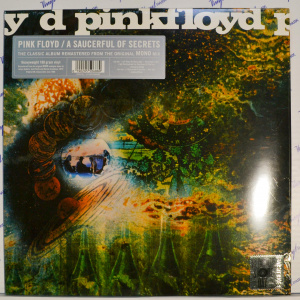 A Saucerful Of Secrets, 1968