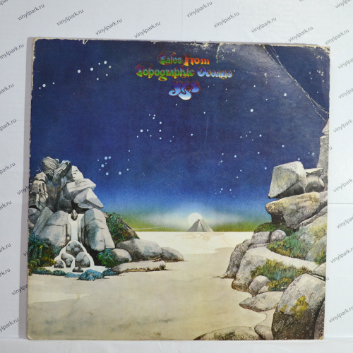 Tales From Topographic Oceans 2LP, 1973